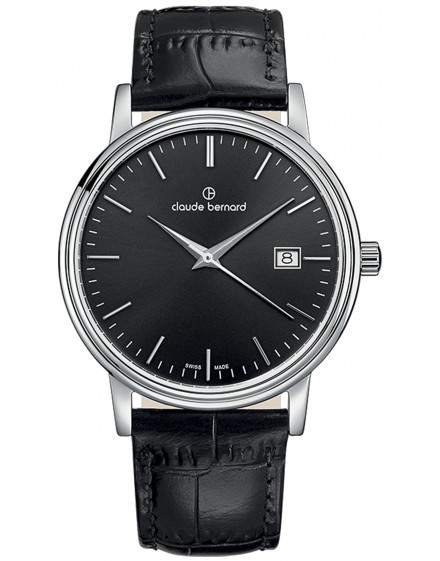 Claude Bernard Sophisticated Classics Watch 53007-3-NIN