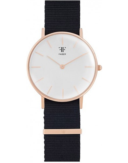 Faber Time Woman BuckleClasp Watch F100RG