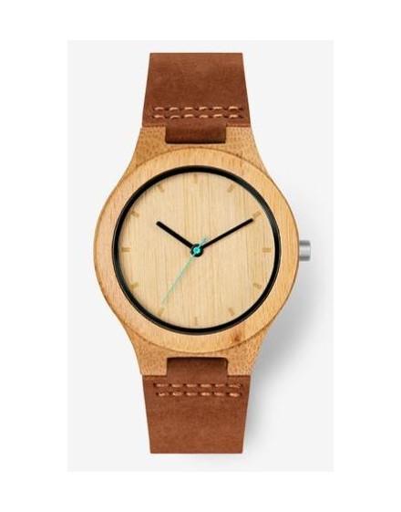 San Francisco f3743 57957 Reloj de madera MAM Originals Histo 600