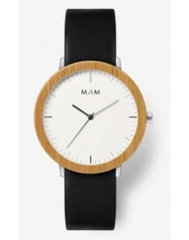 Reloj de madera MAM Originals Ferra 624