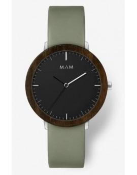 Reloj de madera MAM Originals Ferra 625