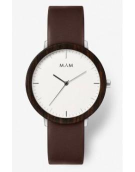 Reloj de madera MAM Originals Ferra 628