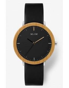 Reloj de madera MAM Originals Ferra 629