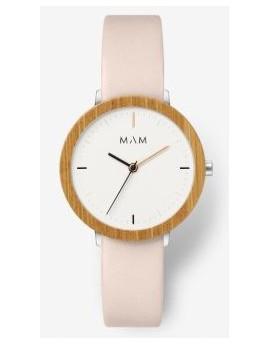 Reloj de madera MAM Originals Ferra 631