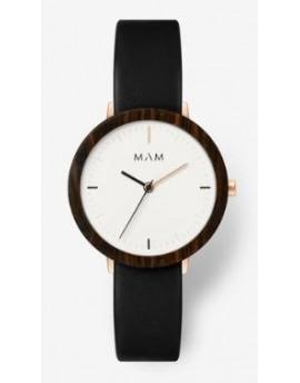 Reloj de madera MAM Originals Ferra 632