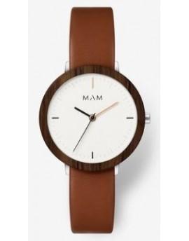 Reloj de madera MAM Originals Ferra 637