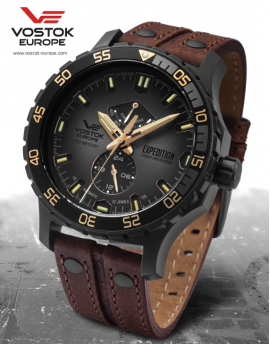 Reloj Vostok Europe Expedition Everest Underground YN84/597D541