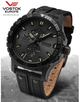 Reloj Vostok Europe Expedition Everest Underground YN84/597D542