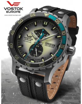 Reloj Vostok Europe Expedition Everest Underground YN84-597A544