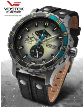 Reloj Vostok Europe Expedition Everest Underground YN84-597A544