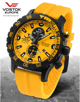Reloj Vostok Europe Expedition Everest Underground YM8J/597C548