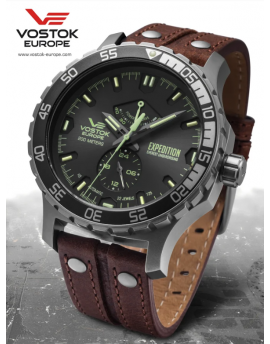 Reloj Vostok Europe Expedition Everest Underground YN84/597A543