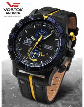 Reloj Vostok Europe Expedition Everest Underground YM8J/597C547