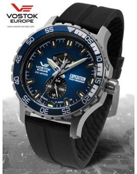 Reloj Vostok Europe Expedition Everest Underground YN84/597A545
