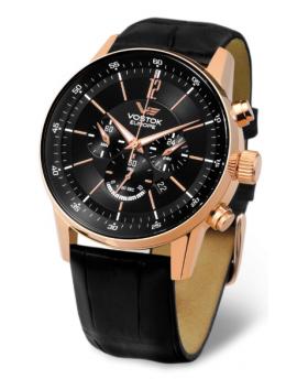 Reloj Vostok Europe GAZ-14 Chrono Piel 5619296