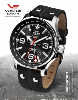 Reloj Vostok Europe Expedition North Pole 1 595A500