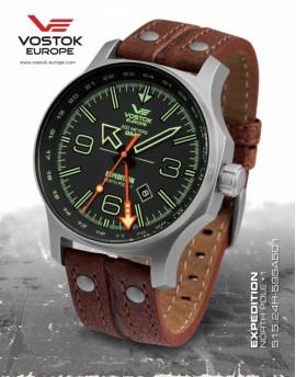 Reloj Vostok Europe Expedition North Pole 1 595A501