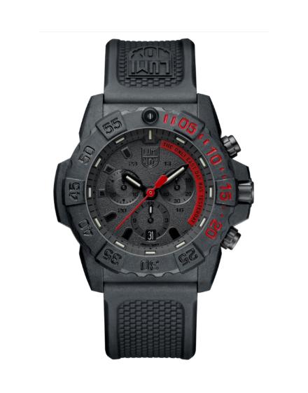 Reloj Luminox Navy SEAL Cronograph LX3581EY