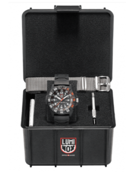 Reloj Luminox Carbon Seal XS3801.C.SET