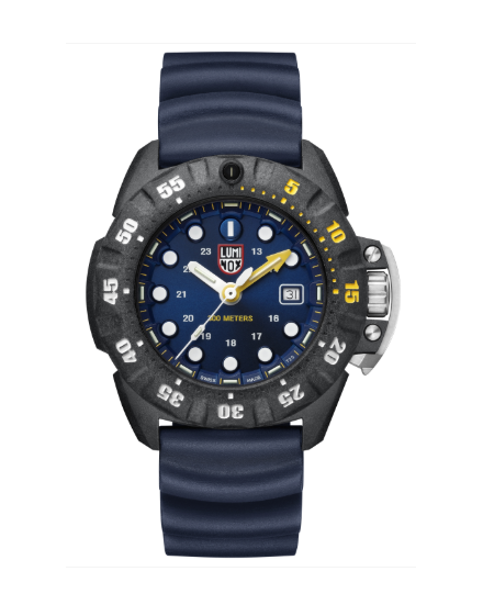 Reloj Luminox Scott Cassell Dive Carbon XS1553