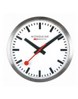 Reloj Mondaine Clocks Wall Clock Stop2go 25 cm MSM.25S10