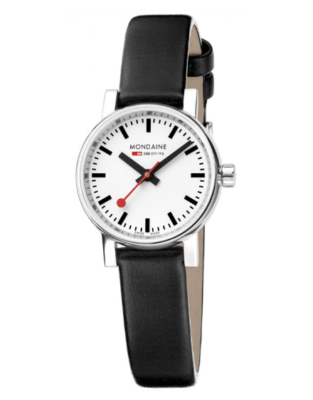 Reloj Mondaine SBB Evo2 Petite MSE.26110.LB