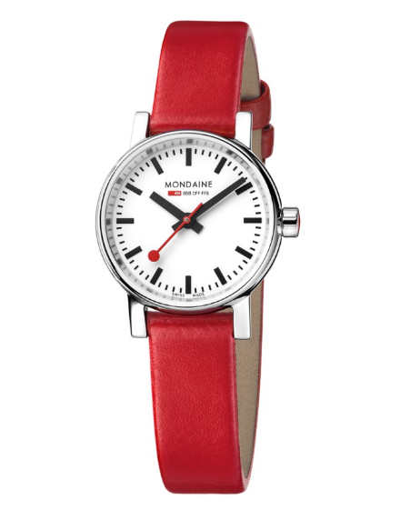Reloj Mondaine SBB Evo2 Petite MSE.26110.LC