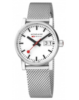 Reloj Mondaine SBB Evo2 MSE.30210.SM