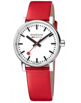 Reloj Mondaine SBB Evo2 MSE.35110.LC