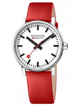 Reloj Mondaine SBB Evo2 MSE.40110.LC