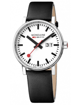 Reloj Mondaine SBB Evo2 MSE.40210.LB