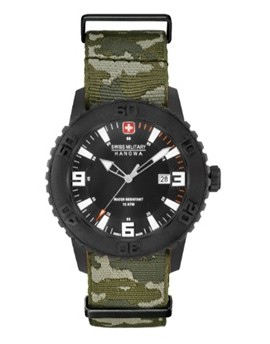 Reloj Swiss Military Hanowa Twilight II 6-4302.27.007.79CA