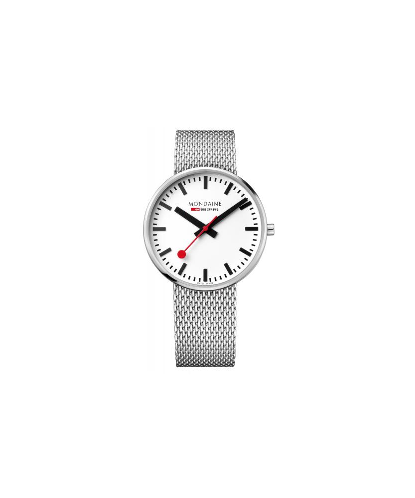 Reloj Mondaine SBB Giant Backlight MSX.4211B.SM