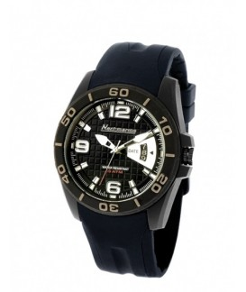 X-Treme Fiber Neckmarine Women Rubber  Bracelet Watch NM-X1488L15