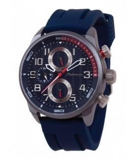X-Plorer Multifunction Neckmarine Men Silicone Bracelet Watch NKM13557M05