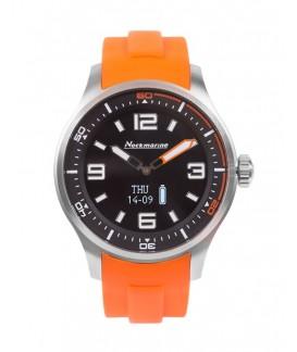 Neckmarine Men Rubber Wrist Smart Watch NKM949904