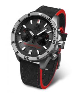 Reloj Vostok Europe Special Edition Benediktas Vangas Motorsport 320H391