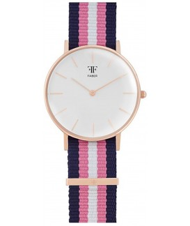Faber Time Woman BuckleClasp Watch F109RG