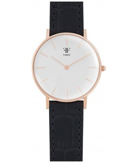Faber Time Woman BuckleClasp Watch F111RG