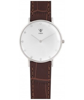 Faber Time Woman BuckleClasp Watch F409SL