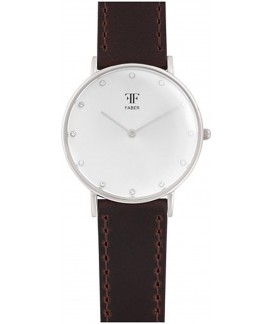 Faber Time Woman BuckleClasp Watch F410SL
