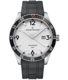 Claude Bernard Aquarider Watch 53008-3NOCA-AO