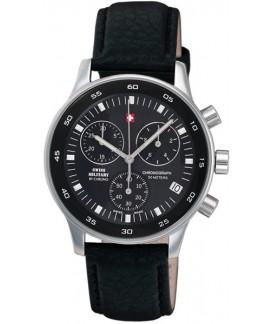 Swiss Military by Chrono Man BuckleClasp Watch SM30052.03