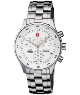 Swiss Military by Chrono Man Closure Fold Watch SM30052.02