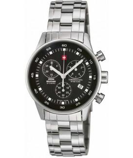 Swiss Military by Chrono Unisex Closure Fold Watch SM34005.01