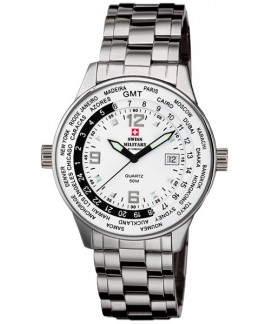 Swiss Military by Chrono Man Closure Fold Watch SM34007.02