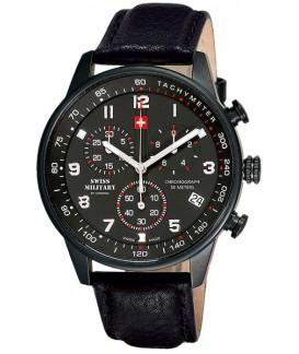 Swiss Military by Chrono Man BuckleClasp Watch SM34012.08