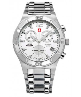 Swiss Military by Chrono Man Closure Fold Watch SM34015.02