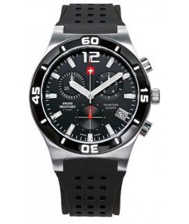 Swiss Military by Chrono Man BuckleClasp Watch SM34015.05