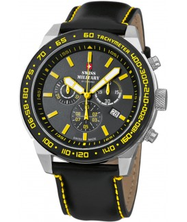 Swiss Military by Chrono Man BuckleClasp Watch SM34030.06